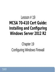 Chapter19Windows2012-70-410 ce