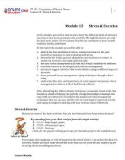 Module 12 Stress & Exercise.pdf