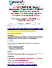 Pmp Materials Pdf
