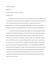 a good man is hard to analysis jacob holland jacob holland  2 pages english 101 essay 1