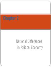 Chapter 02 National Differences in Political Economy.ppt