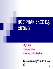 SKCD1_Muctieu_Chuongtrinh_PP_Y1_2014.ppt