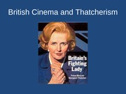 british TV thatcherism