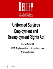 Uniformed Services Employment and Reemployment Rights Act 2015 (1)