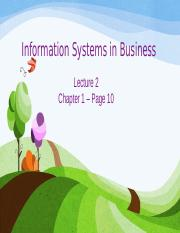 Lecture 2 - Information System in Business.pptx