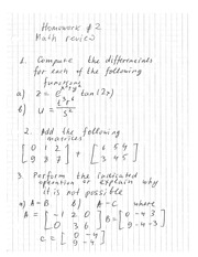 Homework2_Math_review