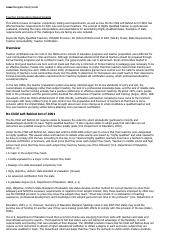 Teacher Competency Requirements Research Paper Starter - eNotes