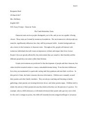 Character Traits essay.docx