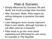 Plato Theory of the Forms