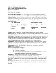 PHI 150 Greek Philosophy Review Sheet S16.doc