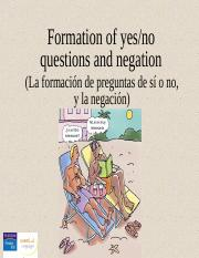 CH02_2. Formation of yes-or-no questions and negation