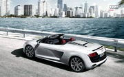 Audi R8 Spyder Background 1 High Definition Wallpapers HD