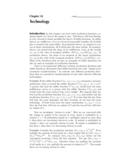 18. Technology - Solutions