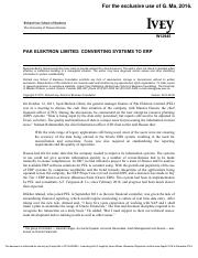 Pak Elektron Limited-Converting Systems to ERP.pdf