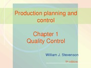 EA435_LECTURE NOTES_CHAPTER_1 Quality control
