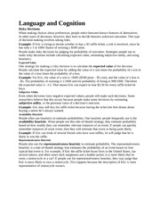 Language and Cognitio3
