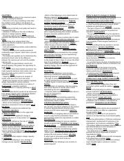 Exam 2 cheat sheet MAN.docx