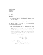 Latex-Homework1
