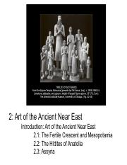 02_Ancient Near East Lecture Part 1