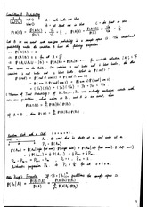 Notes on Conditional Probability