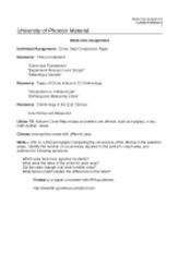 cja 314 week 2 prison term Cja 314 uop course / tutorialrank  cja 314 week 2 individual assignment prison term policy recommendation paper (uop course) cja 314 week 2.