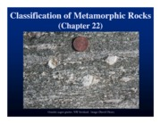 22-Classification-MetamorphicRocks