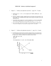 DSME 1030  Individual Assignment 3 Solutions(1)