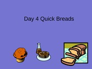 PP Quick Breads
