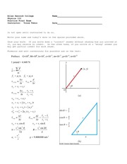 Physics110PracticeFinal