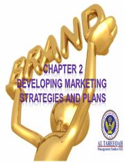 Chapter- 2- Developing Marketing Strategies and Plans.ppt