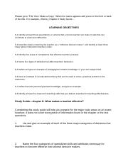 STECKELBERG Chapter6StudyGuide.docx