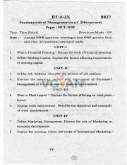 (www.entrance-exam.net)-Kurukshetra University B.Tech-Fundamentals of Management Sample Paper 7.pdf
