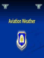 Aviation Weather S_F_C2L3_PPT