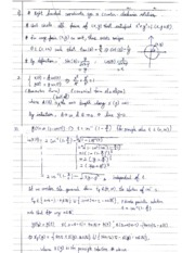 tutorial sheet 1 solution