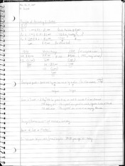 Principles of Accounting 1 Chapter 5 Lecture Notes