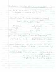 ECE 201 - Handnotes - Lecture 21 - Waveform Generation and Instabilities - F11