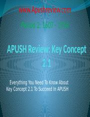 APUSH-Review-Key-Concept-2.1.pptx