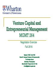 MGMT 264 session 15b -Negotiation Exercise.pdf