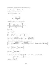 Differential Equations Lecture Work Solutions 147