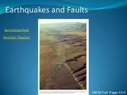 Earthquakes and Faults 11 (1)