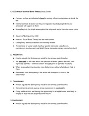 CJ 300 Quiz 7 Study Guide
