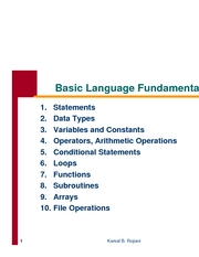 17 LanguageFundamentals
