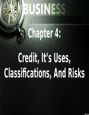 CHAPTER IV - Powerpoint