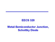 Lec16 Schottky Diode