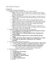 MGT - Chapter 10 Notes.docx