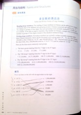Inter Chinese practice work