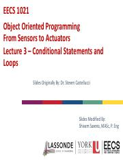 Lecture 3 - Conditional Statements and Loops.pdf