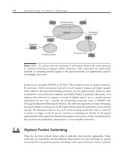 Optical Networks - _1_6 Optical Packet Switching_15