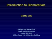 Lecture1-Intro-to-Biomaterials-Sen Gupta- Aug 29