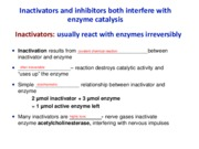 Lecture 8 S15 - Chymo mech, Enzyme Assay & detection